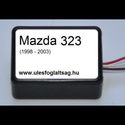 Mazda 323  ülésfoglaltság érzékelő helyettesítő áramkör