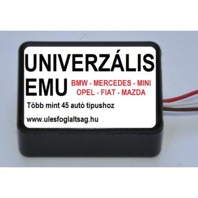 UNIVERZÁLIS EMU ülésfoglaltság érzékelő helyettesítő áramkör
