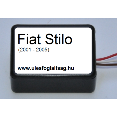 FIAT STILO ülésfoglaltság érzékelő helyettesítő áramkör